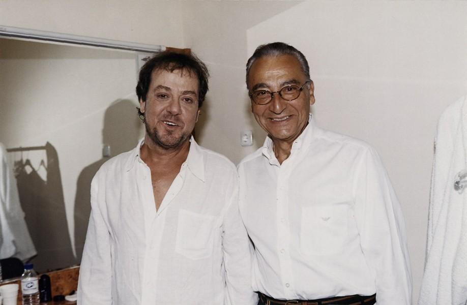 Γιάννης Πάριος - Μάκης Μάτσας (2001)