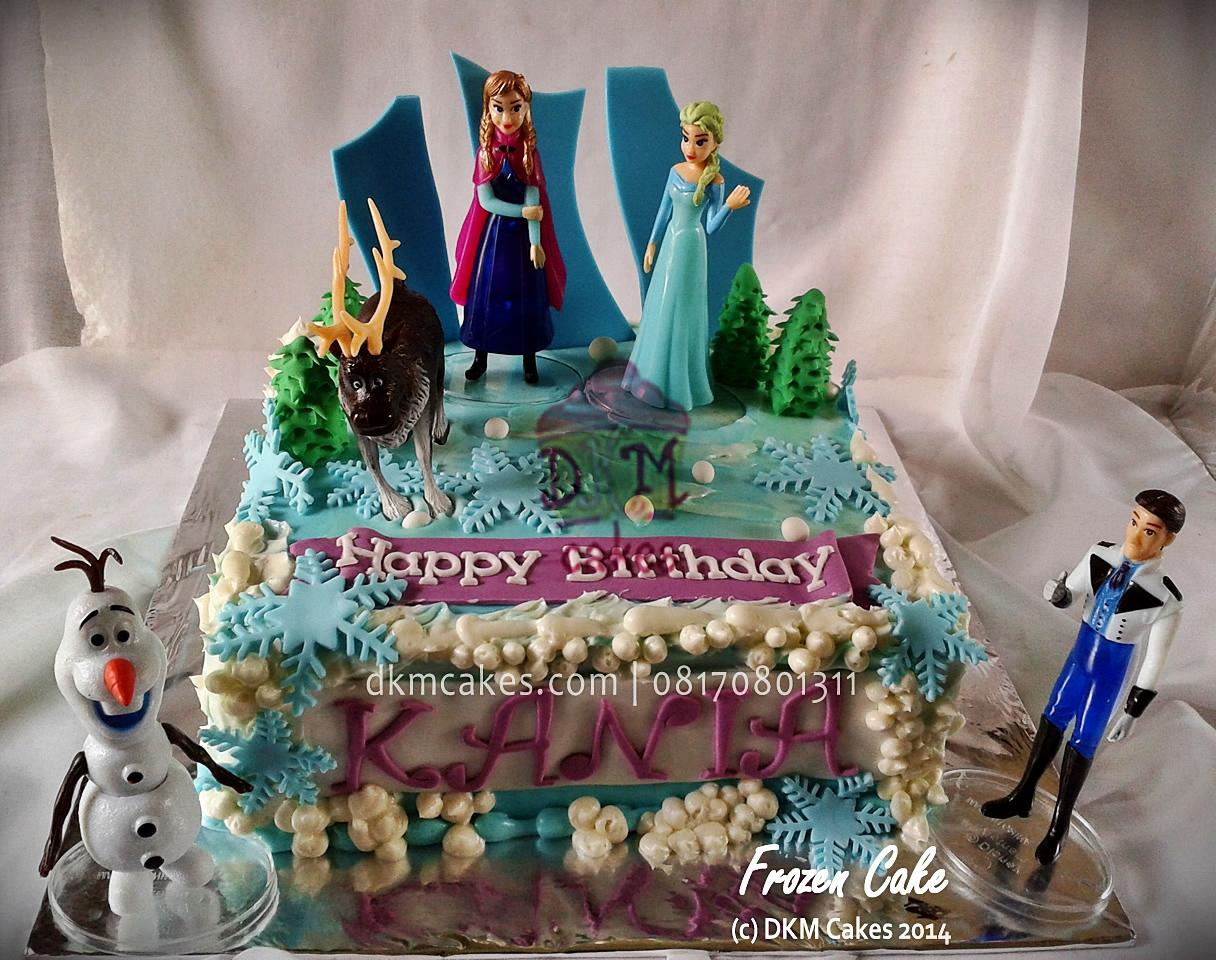 Frozen Cake Dkm Cakes Toko Kue Online Jember