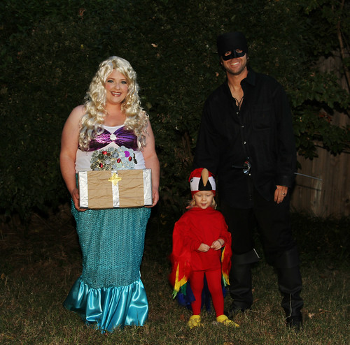 Trick-or-treat: Our Halloween Costumes