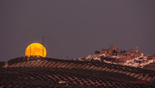 Luna llena de Noviembre