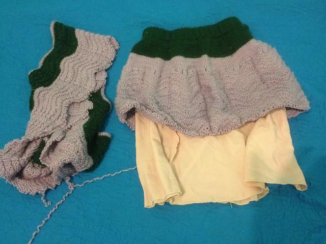 Knitting Surgery