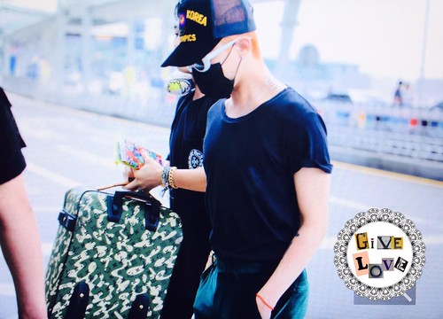 Big Bang - Incheon Airport - 26jun2015 - GiVe_LOVE8890 - 04