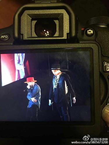 G-Dragon, Seung Ri & Tae Yang - V.I.P GATHERING in Harbin - 21mar2015 - 我叫李彦婷 - 01