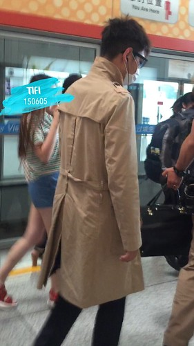 Big Bang - Beijing Airport - 05jun2015 - TOP - Tiffany_TiFi - 01