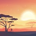 SA9527-African grassland