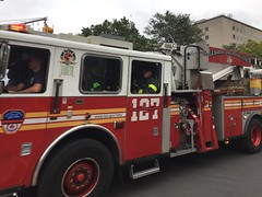FDNY Tower Ladder 127