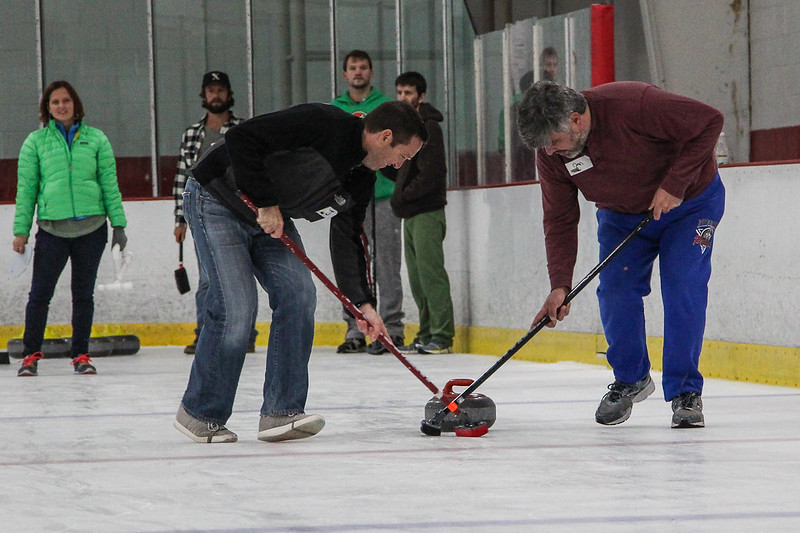 Learn to Curl (September 23, 2016)
