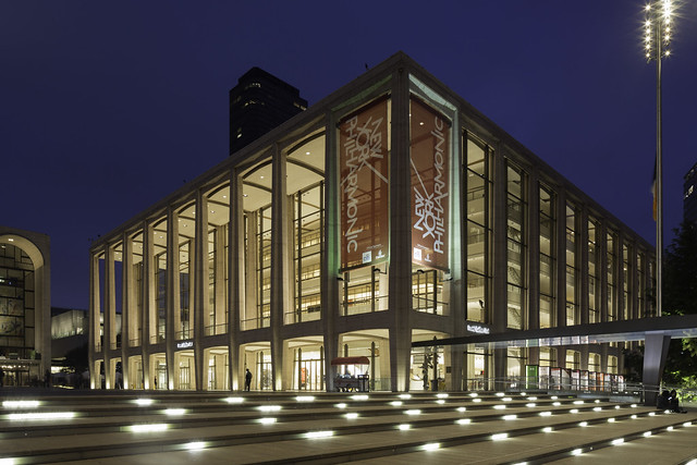 David Geffen Hall - Lincoln Center - New York