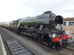 Tyseley Locomotive Works - Birmingham Heritage Week - The Flying Scotsman - 60103