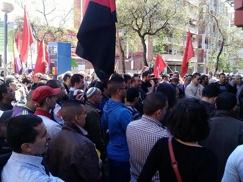Manifestació #mataró 1 maig 2013 #1maig2013 #1maigCGT
