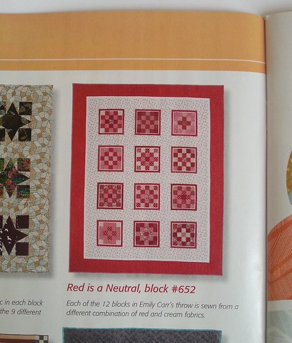 My Quilt in Quiltmaker 100 Blocks (Vol. 7)