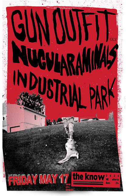 5/17/13 GunOutfit/NucularAnimals/IndustrialPark