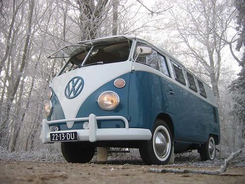 22-13-DU Volkswagen Transporter SO42 camper 1967