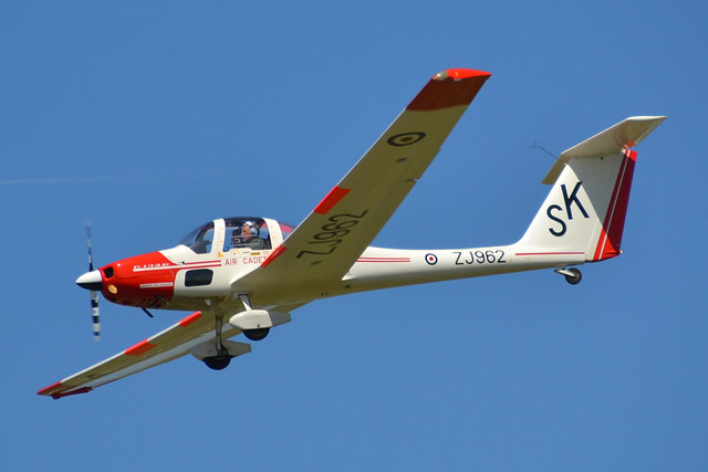 ZJ962/SK Grob Vigilant T.1