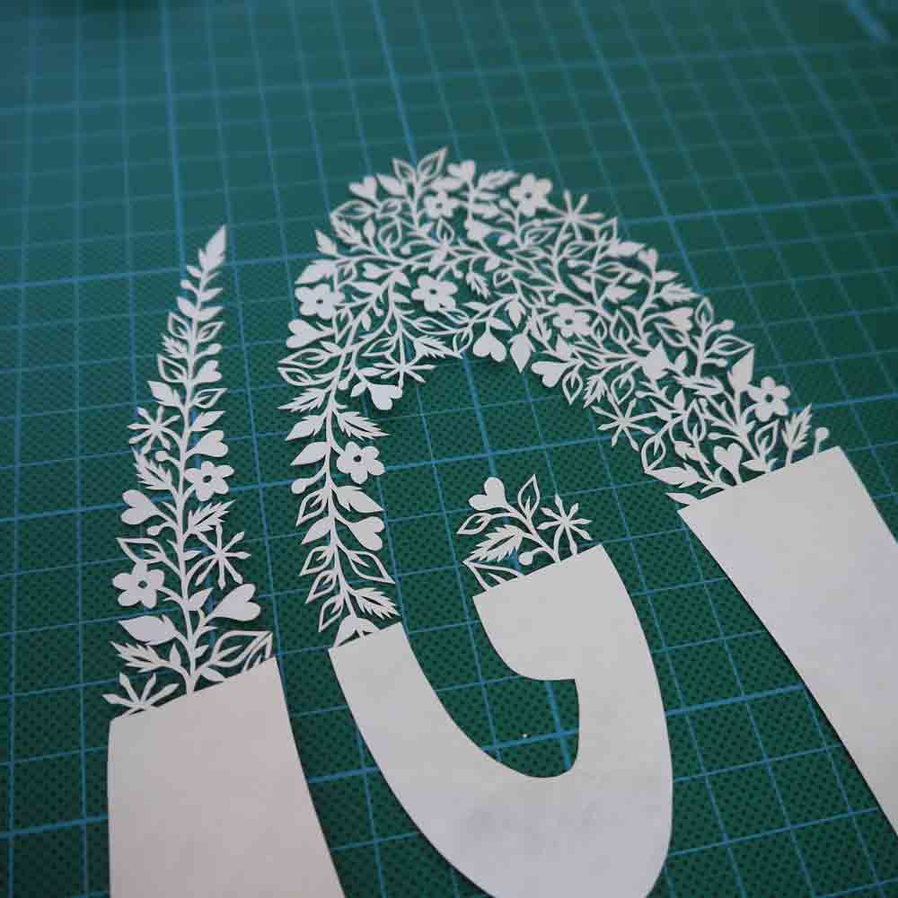 Papercuts by Suzy Taylor - Magazine cover