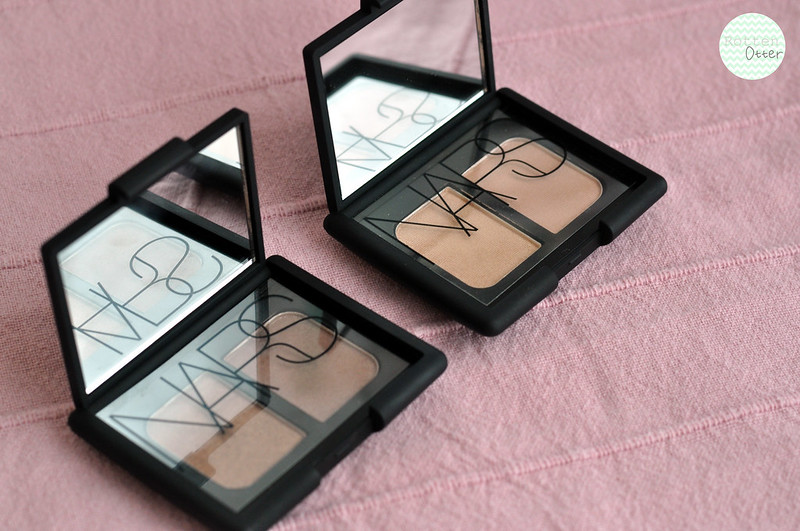 nars eyeshadow duo all about eve kalahari rottenotter rotten otter blog 3