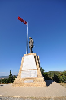 Bild von Chunuk Bair Turkish Memorial.
