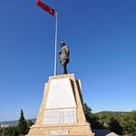 Chunuk Bair Turkish Memorial