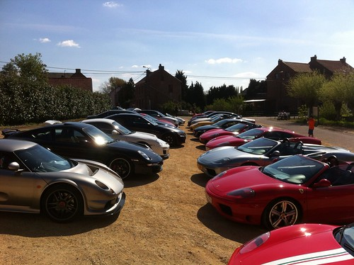 Supercar Gathering
