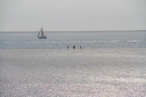 Büsum an der Nordsee