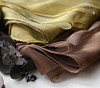 2 in 1 silk scarves