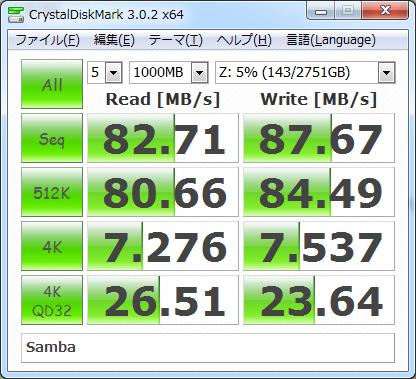 Samba 3.6.9