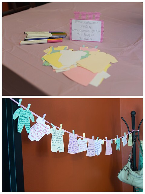 bri baby shower-guest book
