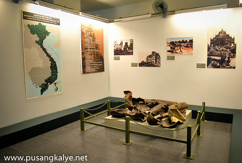 The War Remnants Museum HO CHI MINH CITY