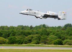 aviation, airplane, vehicle, fighter aircraft, takeoff, jet aircraft, flight, fairchild republic a-10 thunderbolt ii, air force,