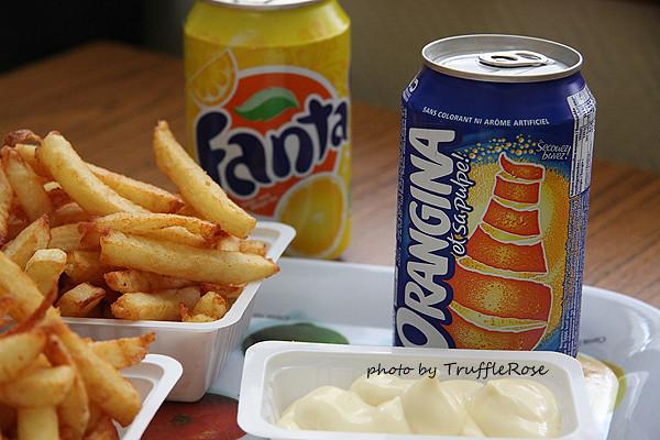 Friterie Masta 心目中最好吃的炸薯 & 薯條炸法-Stavelot-20120621