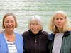 Pam, Wendy, Sue @ Tie Lake