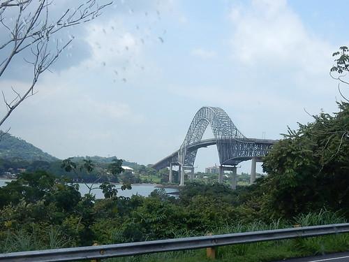 Panama City - Puente de Las Americas