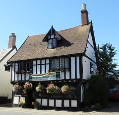 The Green Dragon Tavern