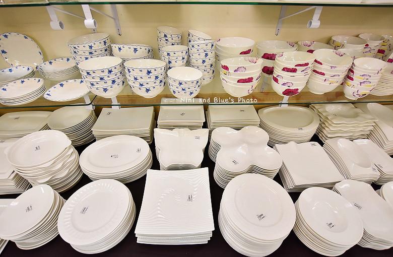 台韓實業台中骨瓷餐具批發杯盤日本碗盤15