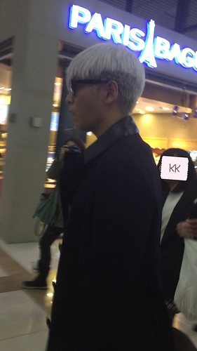 Big Bang - Gimpo Airport - 15jan2015 - TOP - KK_JIWON - 02