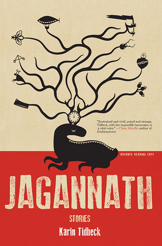Jagannath ARC cover