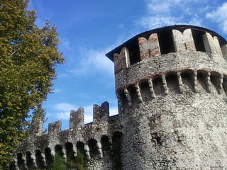 Obrázek Castello Visconteo. castle ticino suisse locarno chateau svizzera castello castellovisconteo