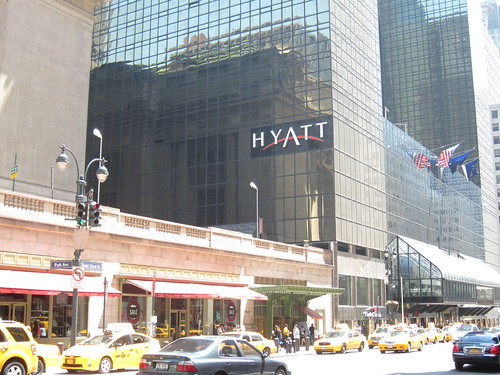 Grand Hyatt, NYC. Nueva York