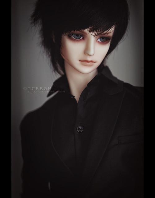 Veyron, my prince.