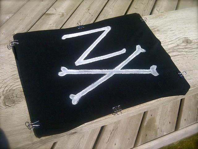 Camp Zed flag 2012