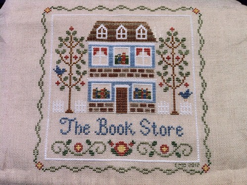 The Book Store - finished