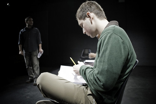 Meet the Hitlers, Ben Reads While Josh Directs