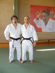 Tonon e Tempini Allenatori di Judo