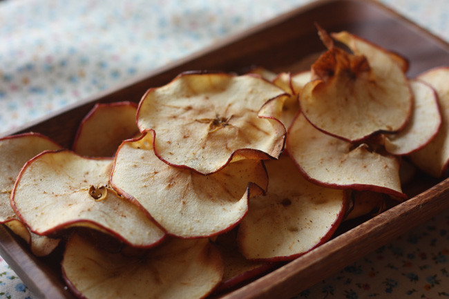 baked apple slices | Brazilian Foodie