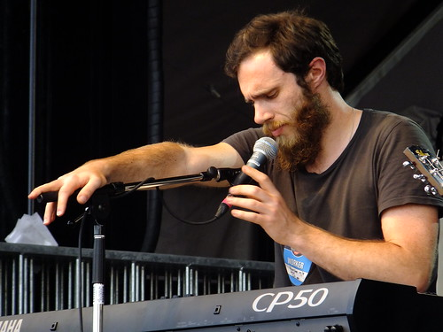 James Vincent McMorrow at Ottawa Bluesfest 2012