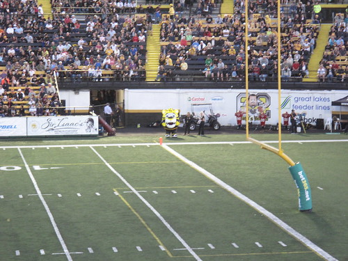 Argos at Ticats, 2012 Preseason by philinator