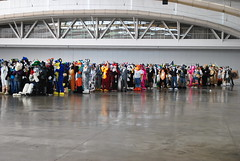 Fursuit Parade Lineup