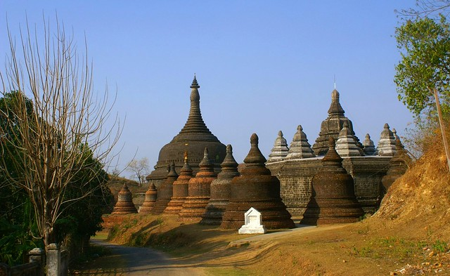 Things to do in Mrauk U (That rhymes!)
