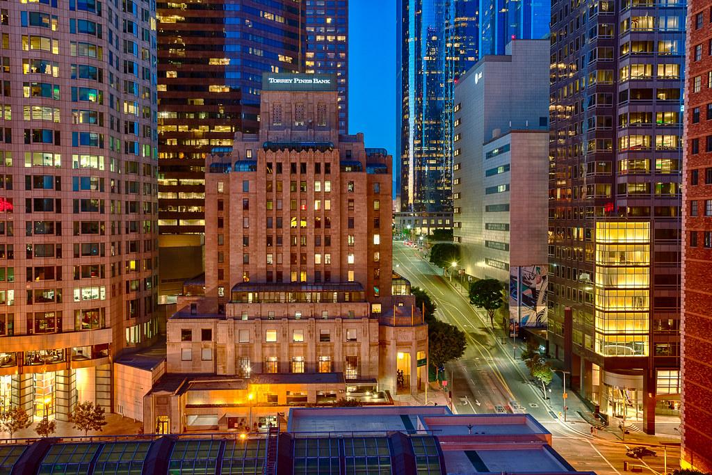 Torrey Pines Bank- Downtown Los Angeles