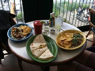 Agua Verde Food
